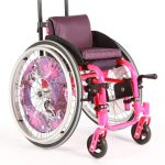 Bespoke Wheelchair by DaVinci Mobility