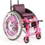 Bespoke Wheelchair by DaVinci Mobility