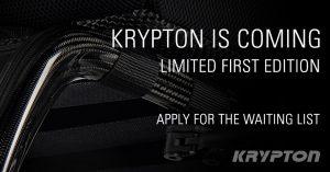 QUickie Krypton carbon fibre wheelchair