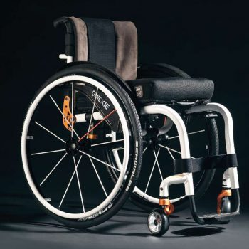 Quickie Helium and other wheelchair brands also available from DaVinci Mobility